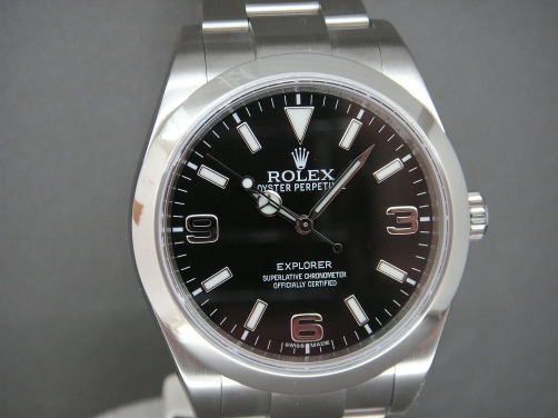 Rolex Explorer 214270 39mm | 2016 Brand New  Complete Watch