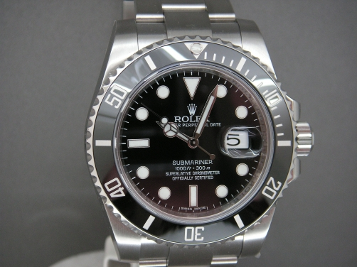 Rolex Submariner Date 116610LN Ceramic Bezel Brand New