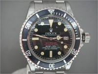 Rolex Sea-dweller 1665 Double Red Writing