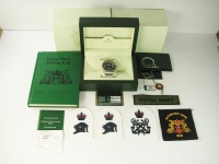 Ultra Rare Rolex DEEPSEA British Royal Navy Military Clearance Diver Limited Edition 20 of 50
