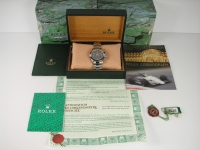 Totally Amazing Rolex Zenith Daytona 16520 1997 Complete UK Watch Worn Once to Size