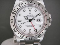 BRAND NEW OLD STOCK Rolex Explorer ll 16570 White Dial 2009 UK Watch