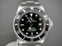 Rolex Sea-Dweller 16600 | 2000 Pristine One Owner Pin Hole Watch