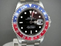 Ultra Rare Rolex GMT Master ll 16710 2009 Brand New Old Stock 3186 Movement Stick Dial