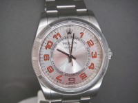 Rolex Air-King 114210 Concentric Dial Complete Watch