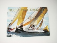 Rolex Yacht-Master Booklet