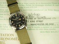 Rare Vintage One Owner Rolex Explorer 1016 Punched papers Stunning Patina