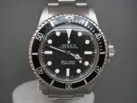 Rolex Vintage Submariner 5513 Maxi Dial Box and Papers | Dream-Watches.co.uk