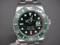 "Rolex submariner 116610LV Green Ceramic Bezel ""Hulk"" Brand New Complete"