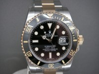 383cf553ea270 BRAND NEW Rolex submariner 116613LN Black Bezel
