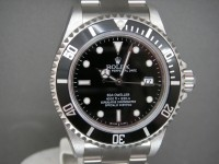 Brand New Old Stock 2009 V Rolex Sea-dweller 16600 Complete UK Watch