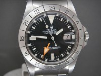 Vintage Rolex Explorer Orange 1655 1982 UK One Owner Watch Box & Papers
