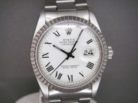 Rolex Date-Just 36mm 16030 From 1983 Totally Complete Just Serviced WOW!