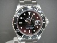 Rolex submariner Date 16610 Complete 2005 UK Example Rolex serviced.
