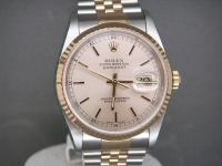 Rolex Date-Just 16233 Rolex Serviced and Not Worn Since - Complete UK Watch