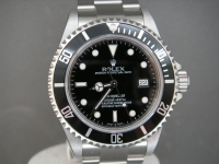 Rolex Sea-Dweller 16600 2010 BRAND NEW OLD STOCK V SERIAL TOTALLY COMPLETE
