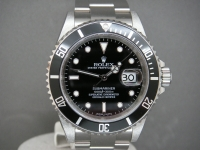 BRAND NEW OLD STOCK ROLEX SUBMARINER 16610 2010 COMPLETE EXAMPLE RARE!!