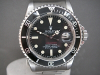 Ultra rare One Owner Vintage Rolex Submariner Red Writing 1680 Simply Stunning