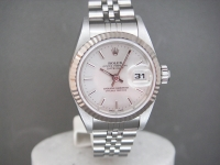 Ladies Rolex Date-Just 79174 Stainless Steel Only Worn Twice Since New!