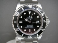 Rolex Sea Dweller 16600 2006 UK Supplied Totally Complete Pristine Condition.