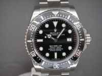 Rolex Sea-Dweller 116600 4000 Latest Model New with all Protective seals.