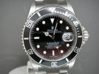 Rolex Submariner Date 16610 2008 Complete One Owner UK Watch