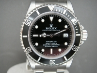 Rolex Sea-Dweller 16600 Pin Hole Complete UK Watch You Will Not Find Better!!!!!!