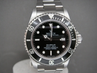 Rolex Sea-Dweller 16600 2002 Pin Hole 2002 Complete UK Example