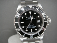 Rolex Sea Dweller 16600 Complete 2005 Complete UK Example