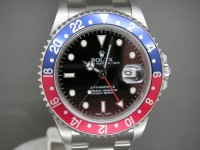 Rolex GMT Master ll 16710 Pepsi Bezel Worn Twice Supplied By Us 10 Years Ago!