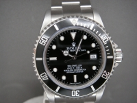 Rolex Sea-Dweller 16600 2009 V Serial End of Production Serviced April 2014 by Rolex