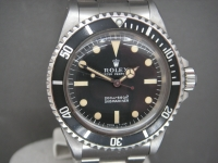Vintage Rolex Submariner 5513 200 Metres First Simply outstanding Dial & Hands