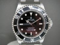 Rolex Submariner Non Date 14060M Chronometer 2009 UK Watch Complete