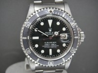 Vintage Rolex Submariner 1680 Museum Set Probably Best Ever to Come to Market.
