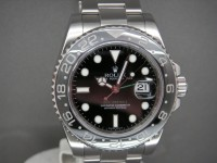 Rolex GMT Master 116710LN - Ceramic Bezel As New Complete UK Supplied Watch