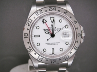 Rolex Explorer ll 16570 White Dial 2006 UK Watch Rolex Serviced Stunning!