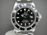 Rolex Sea-Dweller 16600 2009 Complete Example