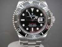 Rolex Sea-Dweller 126600 43mm Red Writing Brand new complete watch