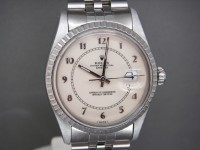 Rolex Date-just 16030 36 mm Totally Complete Box & Papers Example