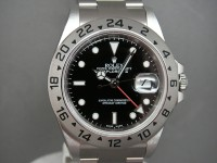 Brand New Old Stock Rolex Explorer ll 16570 Black Dial Un touched UK Watch