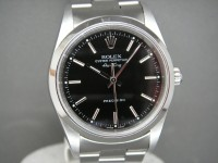 Rolex Air-King 14000M Stainless Steel Black Dial 2003 As New UK Watch