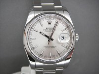 Rolex Date-Just 116200  Oyster Bracelet - Brand New