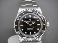 Rolex Submariner 5513 Gloss Dial Box & Papers UK Example