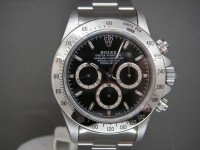 Rolex Daytona 16520 Zenith Black Dial As New 1997 UK Complete Example