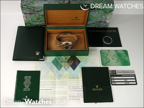 Pre owned Rolex Oyster Perpetual 14233M - 34mm