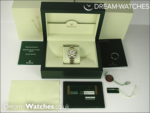 New Rolex Ladies Date-just 179173 26mm - IN STOCK