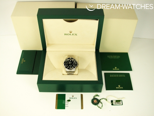 Brand New UK Rolex DEEPSEA 116660 UK supplied All Factory Stickers Complete WOW!