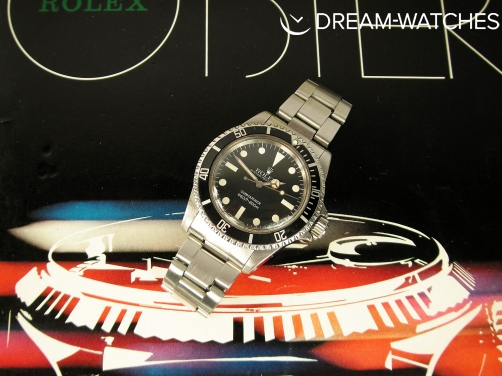 Rare Vintage 1982 Rolex Submariner 5513 Box and Papers!! #RESERVED#