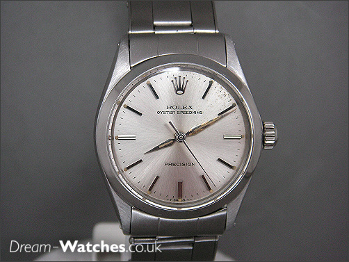 Vintage Rolex Oyster Precision 6430 - Mid-Size