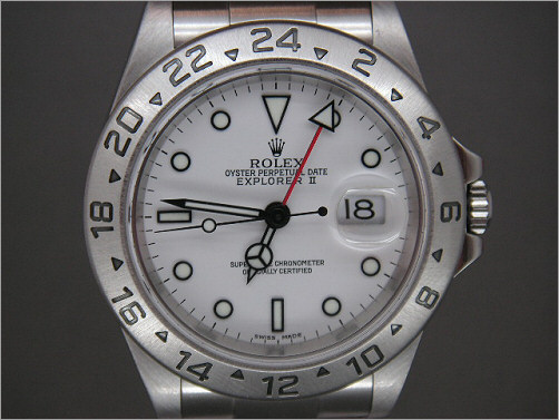 As new Mens Rolex Explorer 16750